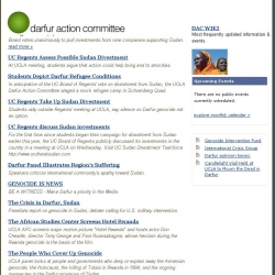 Darfur Action Committee