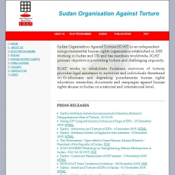 Sudan Organisation Against Torture (SOAT)