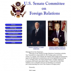 U.S. Senate Committee on Foreign Relations
