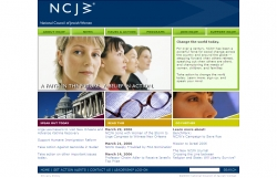Official web site of the National Council of Jewish Women