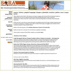SORA - Sudanese Online Research Association