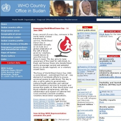 WHO Country Office in Sudan