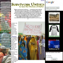 Survivors United to Save the Women of Darfur