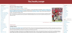 The  Faculty Lounge
