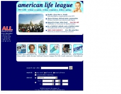 ALL : American Life League 2009
