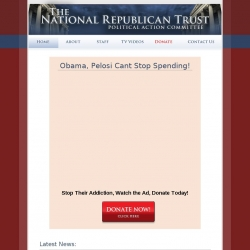 The  National Republican Trust Political Action Committee