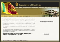 Department of Elections