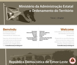 Ministry of State Administration & Territorial Management