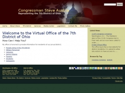 Member of Congress Official Web Site - Steve Austria