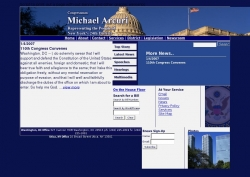 Member of Congress Official Web Site - Michael A. Arcuri