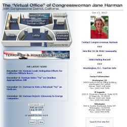 Member of Congress Official Web Site - Jane Harman