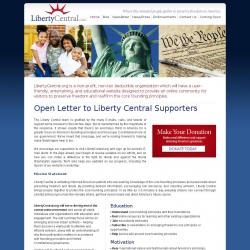 LibertyCentral.org
