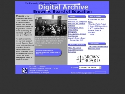 Brown v. Board of Education Online Archive