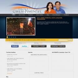 The  Official Site of Gwen Pimentel