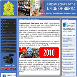 National Council of the Union of Burma
