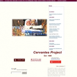 The  Cervantes Project