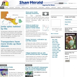 Shan Herald Agency for News (S.H.A.N.)