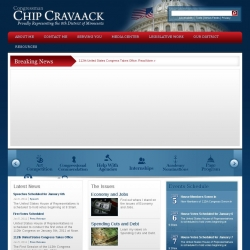 Member of Congress Official Web Site - Chip Cravaack