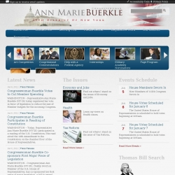 Member of Congress Official Web Site - Ann Marie Buerkle