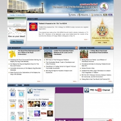 Thailand News -- Thailand official news and information