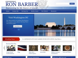 Member of Congress Official Web Site - Ron Barber