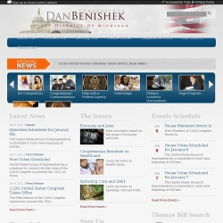 Member of Congress Official Web Site - Dan Benishek