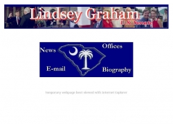 Member of Congress Official Web Site - Lindsey Graham
