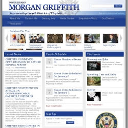 Member of Congress Official Web Site - H. Morgan Griffith