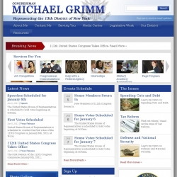 Member of Congress Official Web Site - Michael G. Grimm