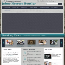 Member of Congress Official Web Site - Jaime Herrera Beutler