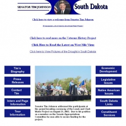 Member of Congress Official Web Site - Tim Johnson