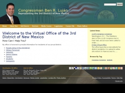 Member of Congress Official Web Site - Ben Ray Lujan