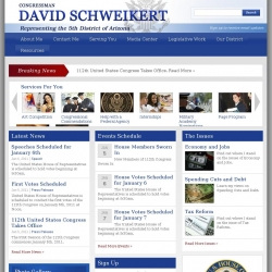 Member of Congress Official Web Site - David Schweikert