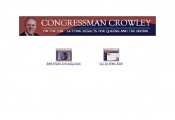 Member of Congress Official Web Site - Joseph Crowley