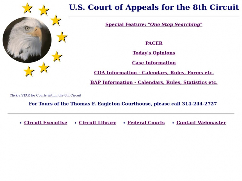 Eighth Circuit | United States Court of Appeals